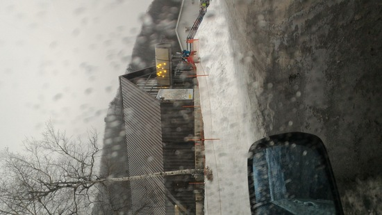 雨が降ってしまいました|雫石スキー場のクチコミ画像