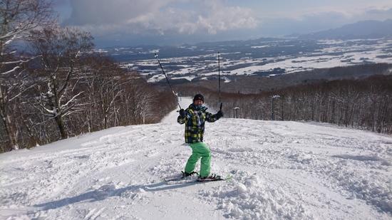 初滑り|雫石スキー場のクチコミ画像