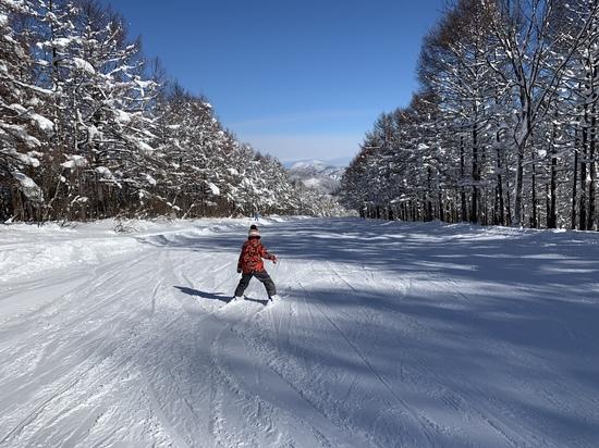 歩む路|斑尾高原スキー場のクチコミ画像