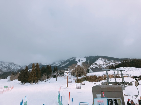 待望の八海山デビュー|六日町八海山スキー場のクチコミ画像1