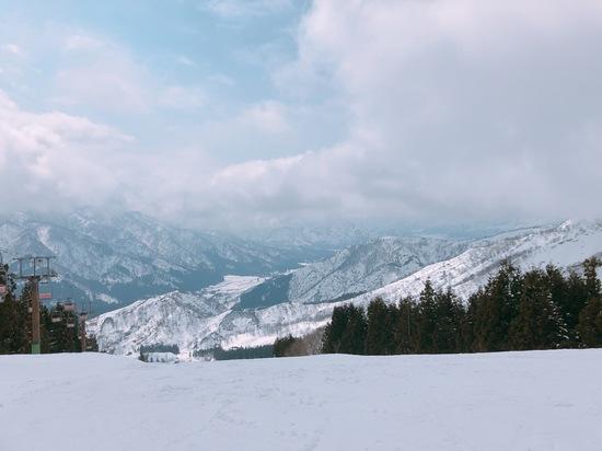 待望の八海山デビュー|六日町八海山スキー場のクチコミ画像2