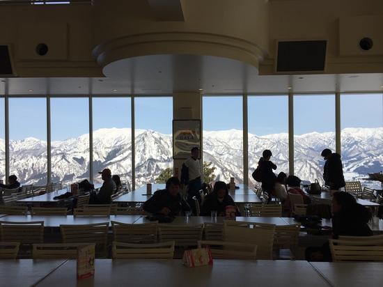 フードコートについて|GALA湯沢スキー場のクチコミ画像