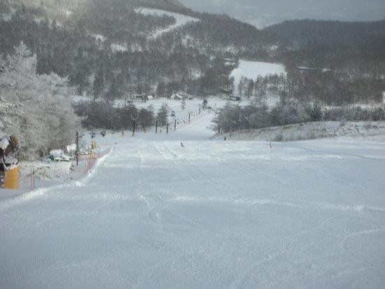雪降ったアサマ|アサマ2000パークのクチコミ画像