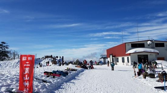 最高に良い天気でした|丸沼高原スキー場のクチコミ画像