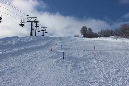 多彩なコースを満喫できます。|石打丸山スキー場のクチコミ画像