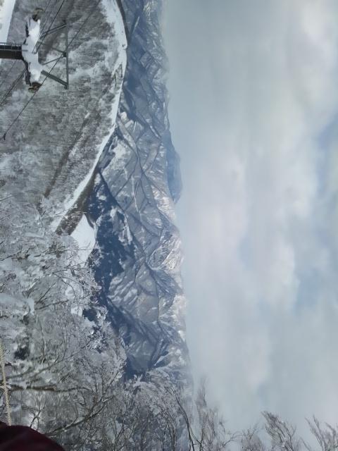 元旦スキー|白馬コルチナスキー場のクチコミ画像