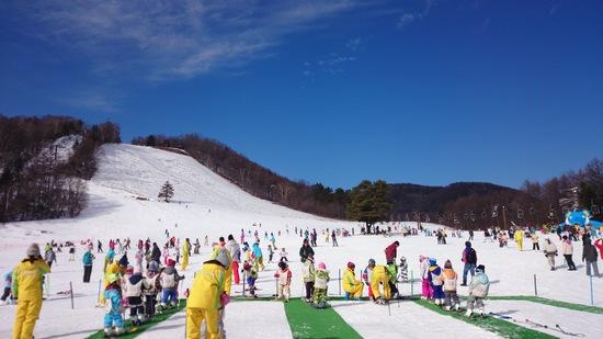 楽しい!キッズスクール 草津温泉スキー場のクチコミ画像
