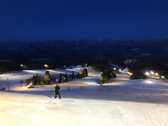 ゲレンデって言えますね~|鷲ヶ岳スキー場のクチコミ画像
