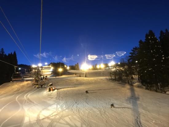 ゲレンデって言えますね~ 鷲ヶ岳スキー場のクチコミ画像2