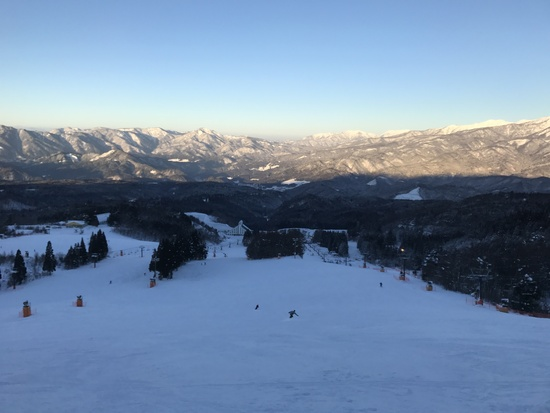 ゲレンデって言えますね~ 鷲ヶ岳スキー場のクチコミ画像3