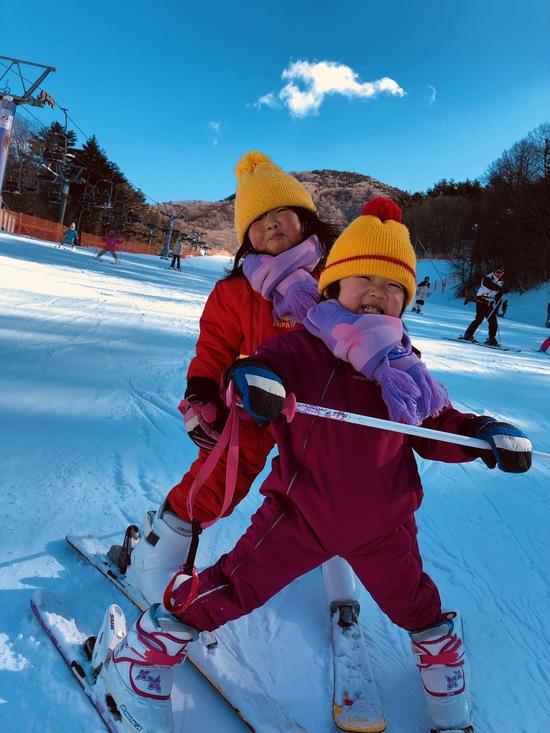 キッズレッスン|治部坂高原スキー場のクチコミ画像