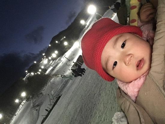 初ゲレンデ|スプリングバレー泉高原スキー場のクチコミ画像