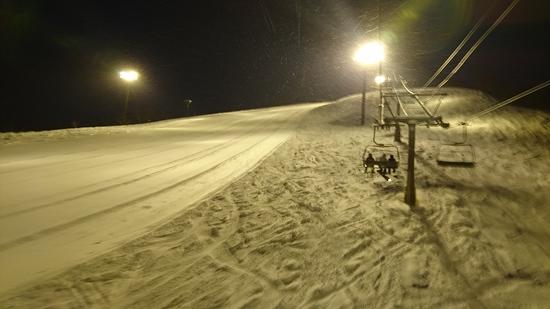 初ファーストトラックナイター|石打丸山スキー場のクチコミ画像