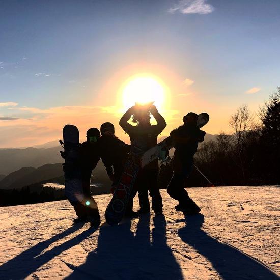 鷲ヶ岳スキー場のフォトギャラリー2