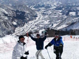 GALAからの眺め|GALA湯沢スキー場のクチコミ画像