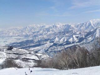 GALAからの眺め GALA湯沢スキー場のクチコミ画像2
