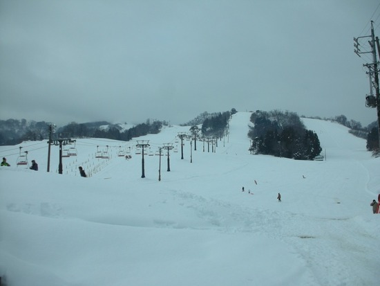 今年は雪多いです|戸狩温泉スキー場のクチコミ画像1