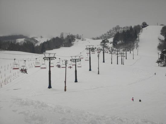 今年は雪多いです|戸狩温泉スキー場のクチコミ画像2