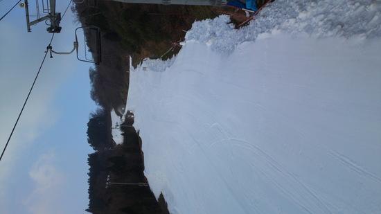 楽しめました! 女鹿平温泉めがひらスキー場のクチコミ画像