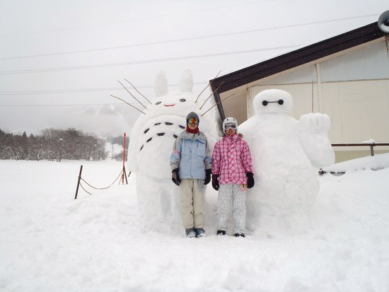 みやぎ蔵王七ヶ宿スキー場のフォトギャラリー2