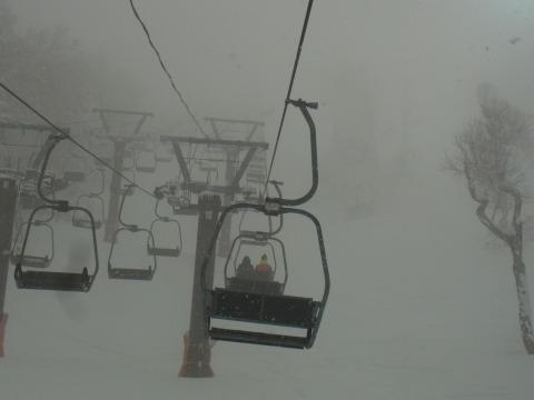 美しい樹氷原 野沢温泉スキー場のクチコミ画像
