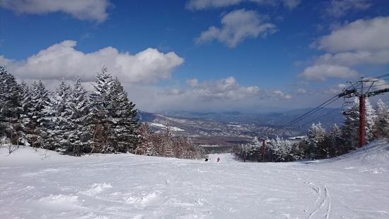 コンディション最高!|パルコールつま恋スキーリゾートのクチコミ画像2