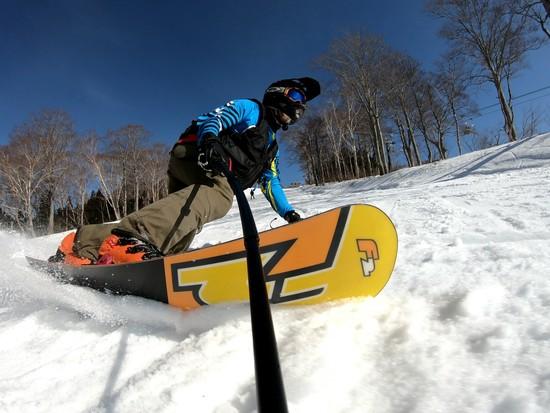 暖冬やけど………|スキージャム勝山のクチコミ画像