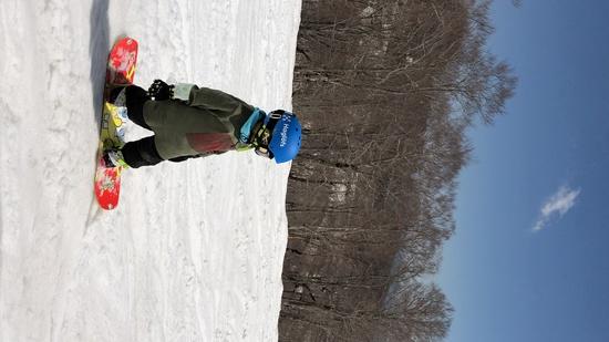 今期ラスト!|たんばらスキーパークのクチコミ画像