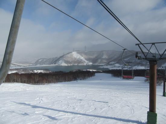 かぐら雪あります。|かぐらスキー場のクチコミ画像