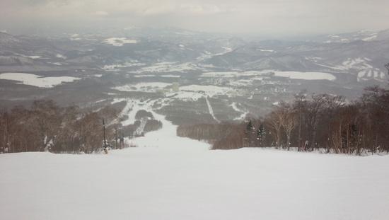 滑りやすい|青森スプリング・スキーリゾートのクチコミ画像