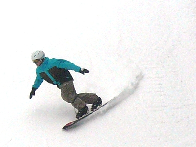徐々に解けています。|信州松本 野麦峠スキー場のクチコミ画像