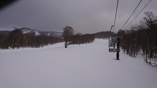 パウダーゲット!|たんばらスキーパークのクチコミ画像