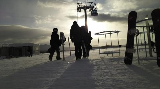 出陣前|妙高杉ノ原スキー場のクチコミ画像