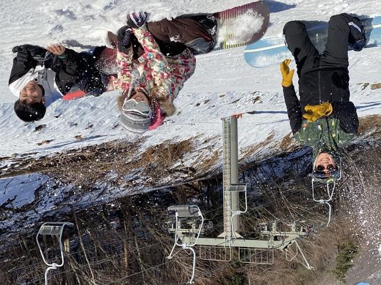 楽しく過ごそう|カムイみさかスキー場のクチコミ画像