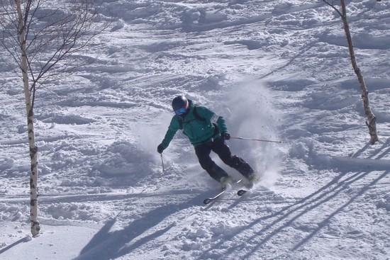 上手く撮れません|信州松本 野麦峠スキー場のクチコミ画像