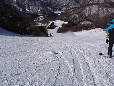 雪がキュッキュッていいます。|信州松本 野麦峠スキー場のクチコミ画像