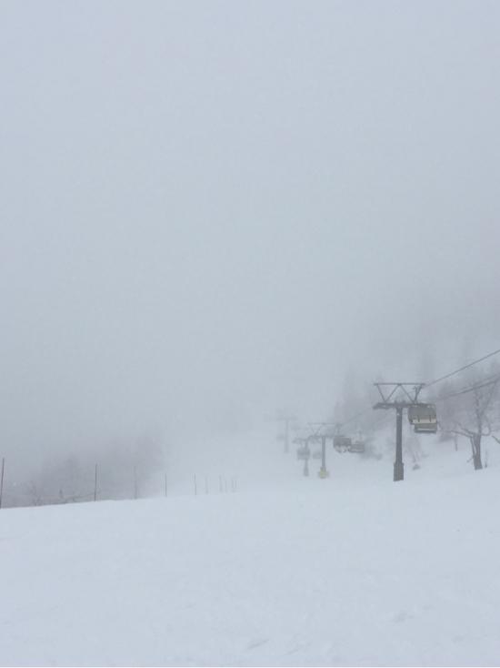 〆雪山|川場スキー場のクチコミ画像