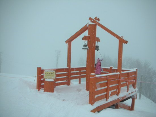 恋人の聖地|湯沢高原スキー場のクチコミ画像