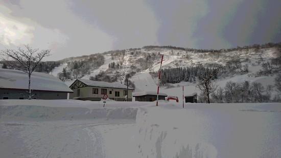 流石の豪雪もまだまだ|シャルマン火打スキー場のクチコミ画像