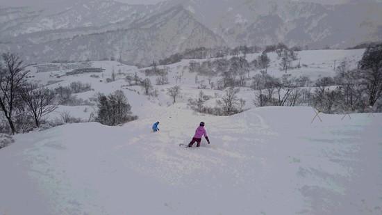 流石の豪雪もまだまだ シャルマン火打スキー場のクチコミ画像2