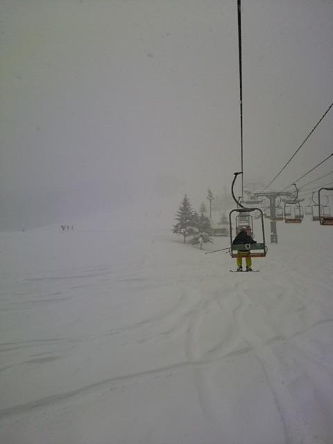 雪がすごい|奥神鍋スキー場のクチコミ画像3