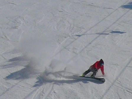 スノボいっぱい。|信州松本 野麦峠スキー場のクチコミ画像