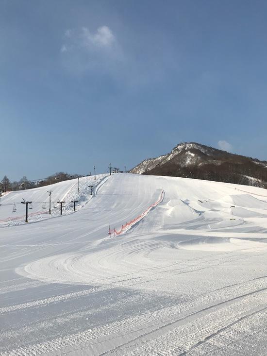 今シーズン2回目のだいくら。|会津高原だいくらスキー場のクチコミ画像