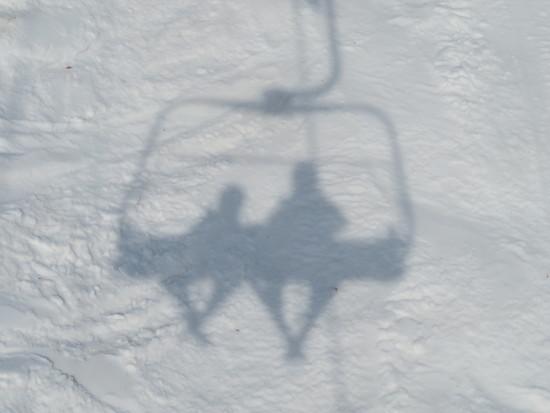 親子でリフト|会津高原だいくらスキー場のクチコミ画像1