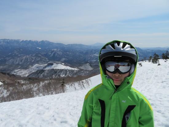 親子でリフト|会津高原だいくらスキー場のクチコミ画像3