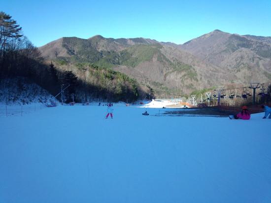 オープン|治部坂高原スキー場のクチコミ画像
