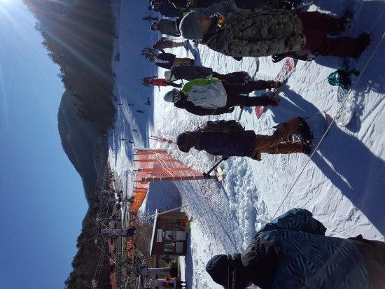 オープン|治部坂高原スキー場のクチコミ画像2