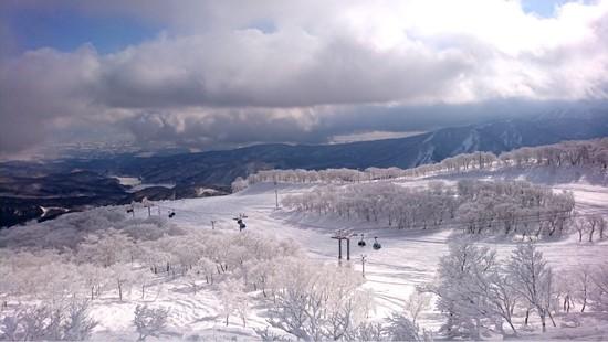 最&高!!|夏油高原スキー場のクチコミ画像1