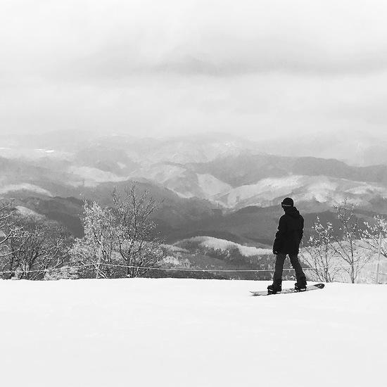 めいほうもよう めいほうスキー場のクチコミ画像2