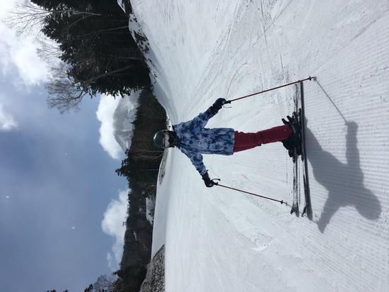 春のご褒美|丸沼高原スキー場のクチコミ画像
